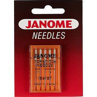 Janome Top Stitch Needles, Assorted, Pack of 5