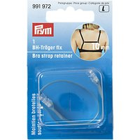 Prym Gold-Zack Bra Retainer, Clear