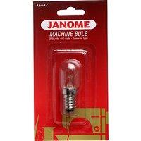 Janome XSA42 15W ES Sewing Machine Light Bulb