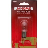 Janome Bayonet Light Bulb, XSA43