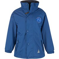 Dolphin School Jacket, Blue