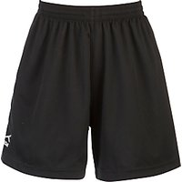 School Sports Shorts, Black