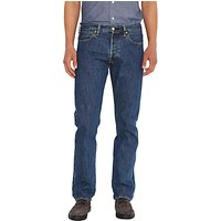 Levis 501 Original Straight Jeans, Stonewash