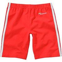 Rainbows Uniform Cycling Shorts, Red