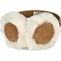 UGG Childrens Ear Muffs, One Size, Chestnut