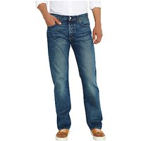 Levis 501 Original Straight Jeans, Hook