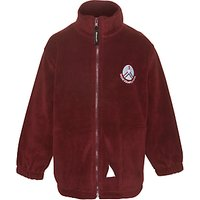 Skene Square School Unisex Fleece, Maroon