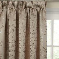 John Lewis & Partners Botanical Field Pair Lined Pencil Pleat Curtains