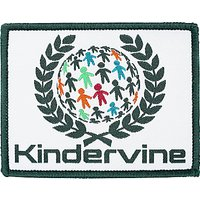 Kindervine Day Nursery Blazer Badge, Multi