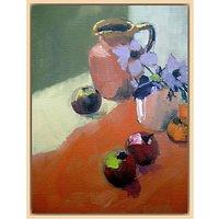 Lindy Dunbar - Terracotta Still Life