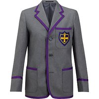 The Chorister School Unisex Blazer, Grey
