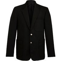 Boys' School Blazer, Black