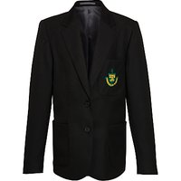 Stanborough School Girls Senior Blazer, Black