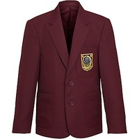 Woodhill School Boys Blazer, Maroon