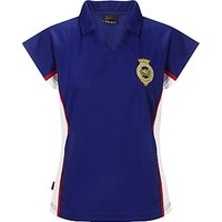 The Mountbatten School Girls Fitted Sports Polo Shirt