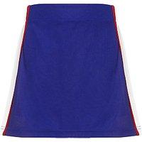 The Mountbatten School Girls Skort, Royal Blue