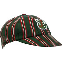 Forest Park Preparatory School Boys Cap, Green/Red/White