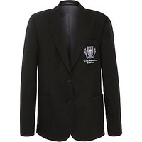 The South Wolds Academy & Sixth Form Girls Blazer, Black