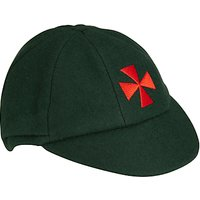 Eaton House School Cap, Bottle Green