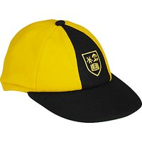 Keble Preparatory School Boys Cap, Black/Yellow