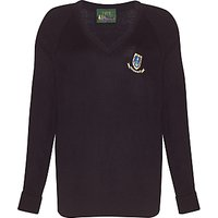 St Clement Danes Secondary School Jumper, Navy