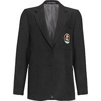 Davenant Foundation School Girls School Blazer, Black
