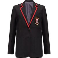 St Josephs College Girls Blazer, Black