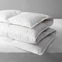 John Lewis and Partners Natural Collection Siberian Goose Down Duvet, 10.5 Tog