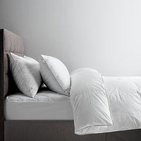 John Lewis and Partners Natural Collection Siberian Goose Down 3-in-1 Duvet, 10.5 Tog (3.5 + 7 Tog)