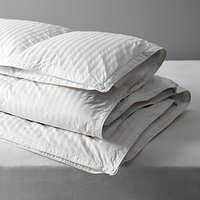 John Lewis Luxury Hungarian Goose Down Duvet, 13.5 Tog (9 + 4.5 Tog) All Seasons