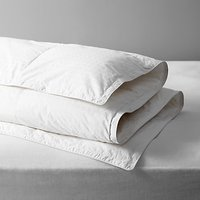 John Lewis and Partners Natural Collection Siberian Goose Down Duvet, 4.5 Tog