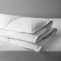 John Lewis and Partners Natural Collection Hungarian Goose Down Duvet, 2.5 Tog