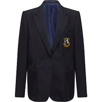 Chislehurst School for Girls Blazer, Navy