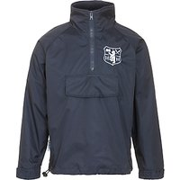 Hornsby House School Unisex Tracksuit Top, Navy Blue