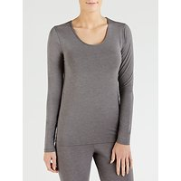 John Lewis Long Sleeve Heat Generating Thermal Top