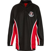 Davenant Foundation School Boys Reversible Rugby Jersey, Black/Red