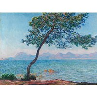 The Courtauld Gallery, Claude Monet - Antibes 1888 Print