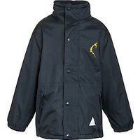 Thomson House School Unisex Coat, Navy Blue
