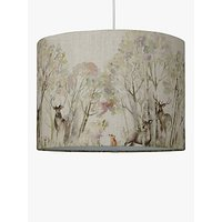Voyage Enchanted Forest Lampshade