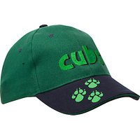 Cubs Cap, Green