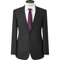 John Lewis and Partners Washable Tailored Suit Jacket, Charcoal