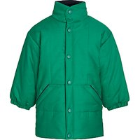 Ibstock Place School Coat, Emerald Green