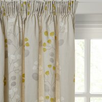 John Lewis Seedlings Lined Pencil Pleat Curtains