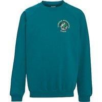 Cambridge International School Sweatshirt, Jade