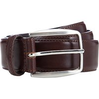 shop for John Lewis & Partners Made in Italy Leather Belt at Shopo
