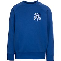 Westville House School Sweatshirt, Royal Blue