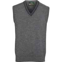 The Chorister School Boys Slipover, Grey