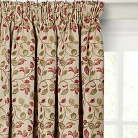 John Lewis & Partners Sherwood Pair Lined Pencil Pleat Curtains