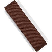 Prym Ribbed Tape, 26mm, Brown