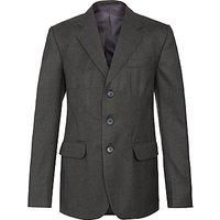 Reading School Suit Boys Jacket, Grey